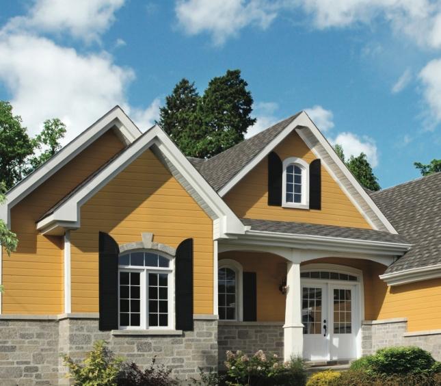 B tir avec naturetech la nature son meilleur - Meilleur revetement exterieur maison ...